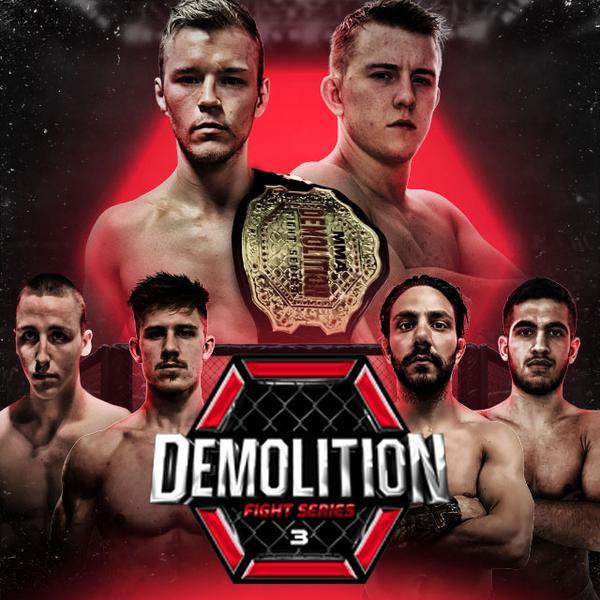 Demolition Fight Series 3