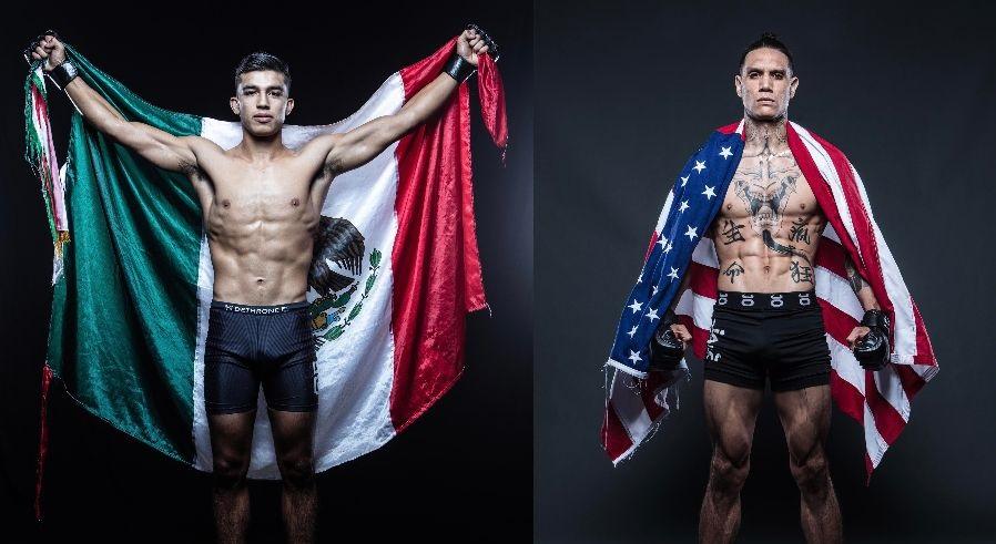 Cristian Perez vs. Brian Del Rosario headlines Combate Global card on Friday night