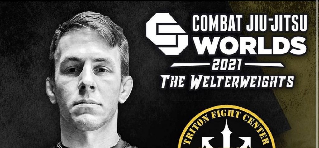 Todd Walling Makes His Return to Combat Jiu-jitsu World Championship