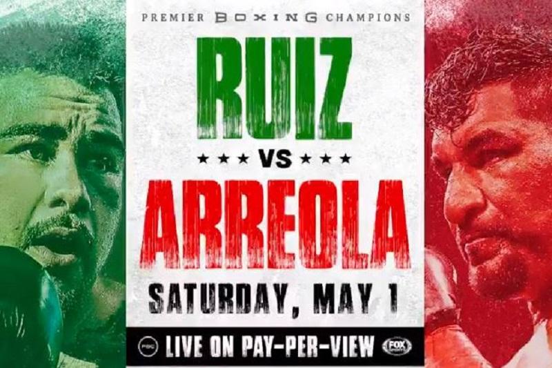 PBC Andy Ruiz vs Chris Arreola - PPV Live Stream