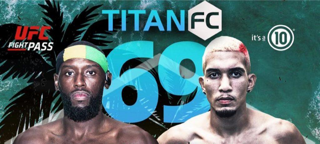 Titan FC 69 results - Taylor vs. Matos