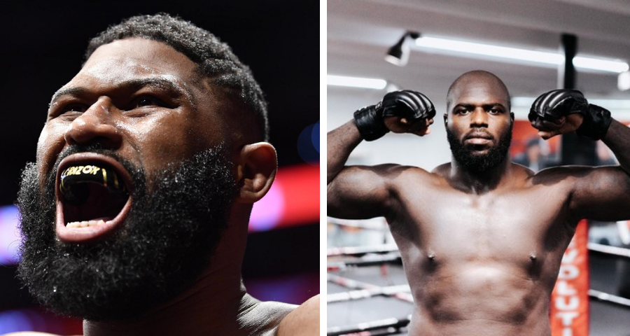 Curtis Blaydes and Jairzinho Rozenstruik targeted for UFC 266