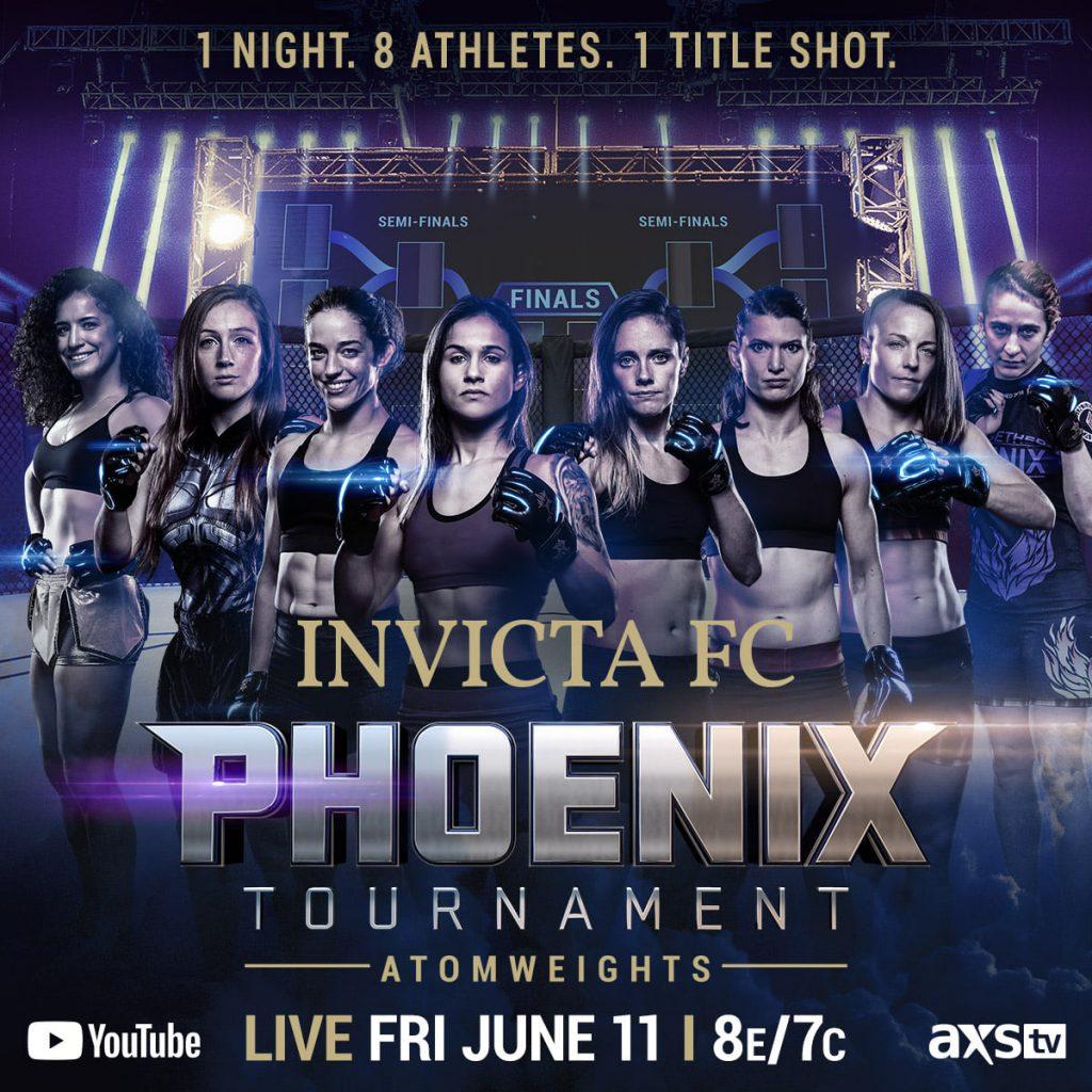 Invicta FC - Phoenix Tournament Results - Atomweights