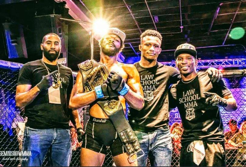 Danny Barlow Returns to defend his title for Attitude MMA July 24th