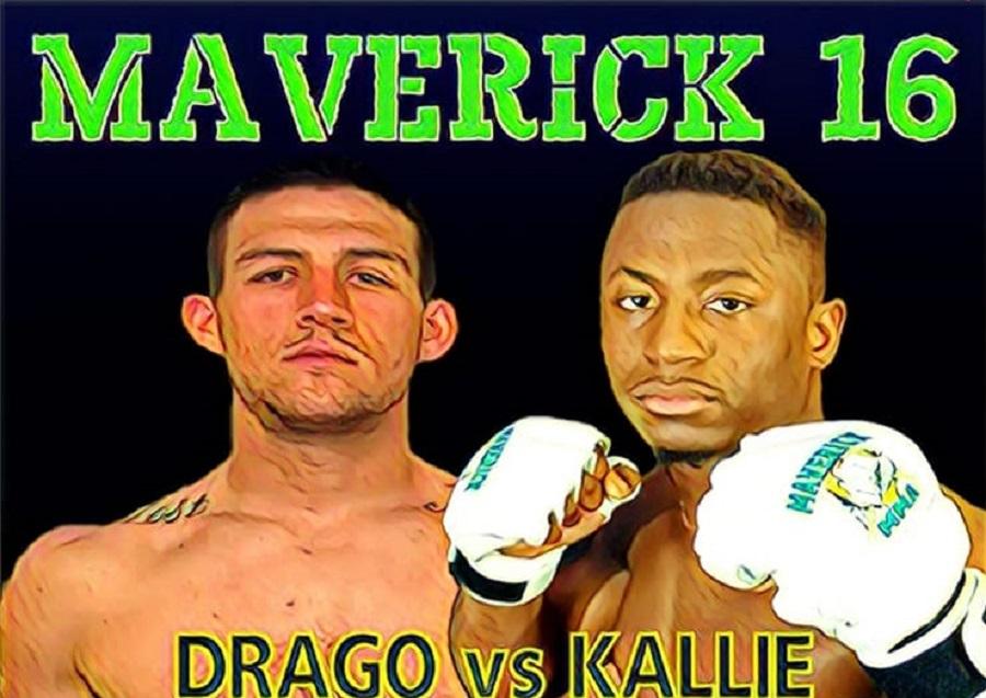 Maverick 16 Results - Drago vs Kallie - PPV Live Stream