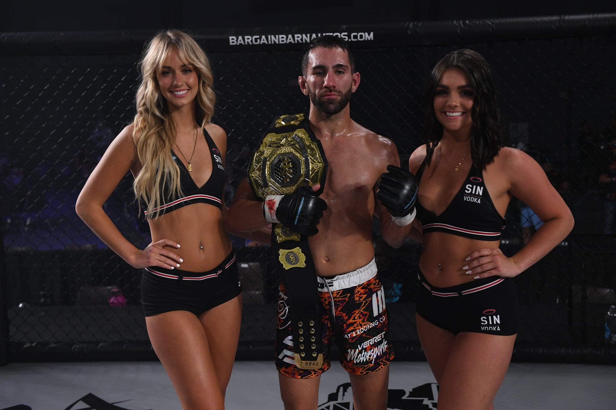 Austin Soileau (new AKA amateur bantamweight champ)