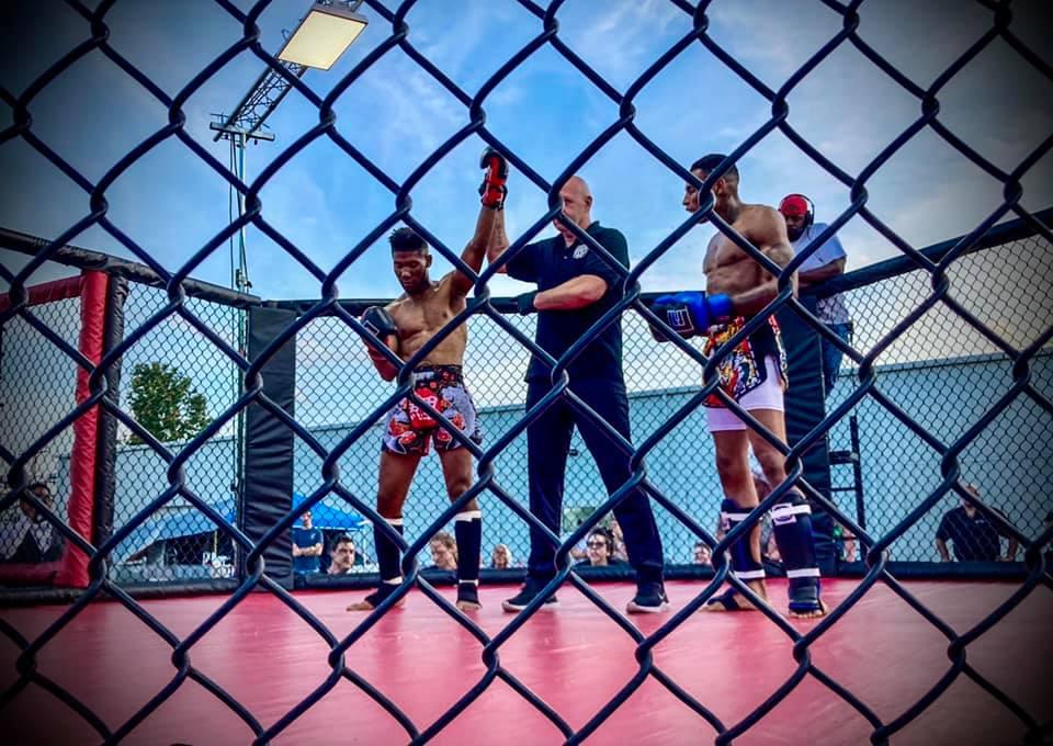 U.S.K.A: Muay Thai in the Cage recap