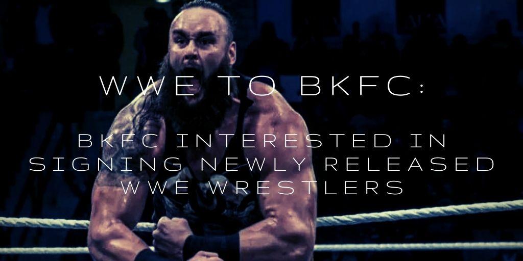 Braun Strowman, WWE