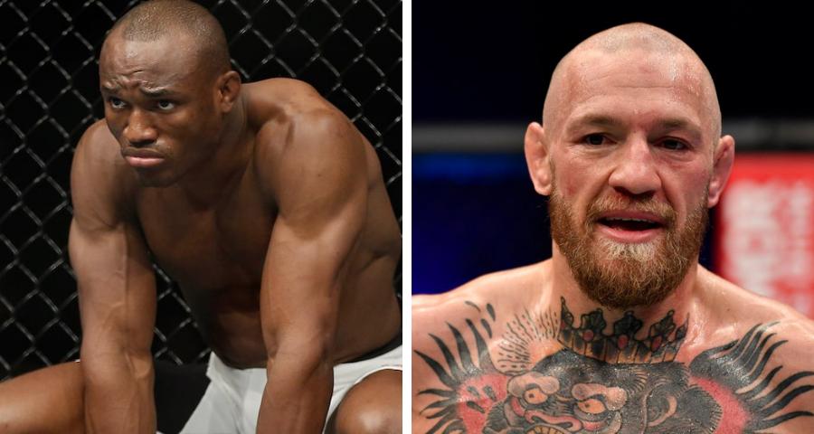 Usman vs. McGregor