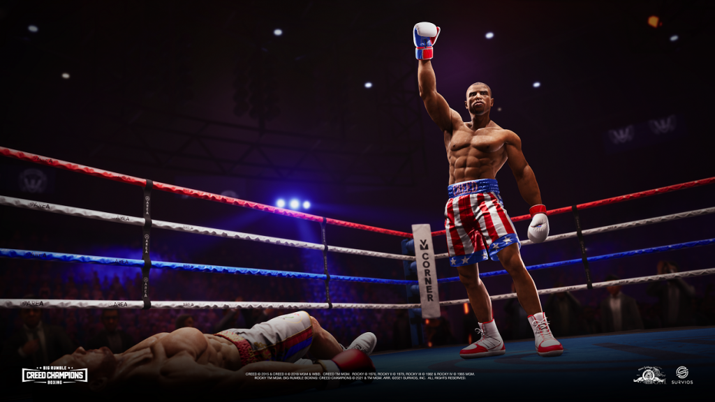Big Rumble Boxing: Creed Champions Arriving on September 3