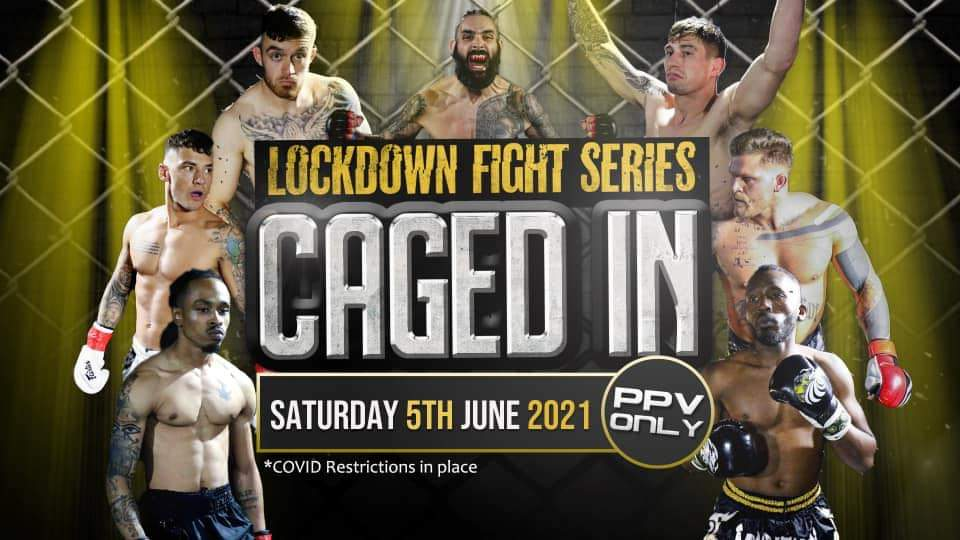 Lockdown Fight Series - Caged In Results