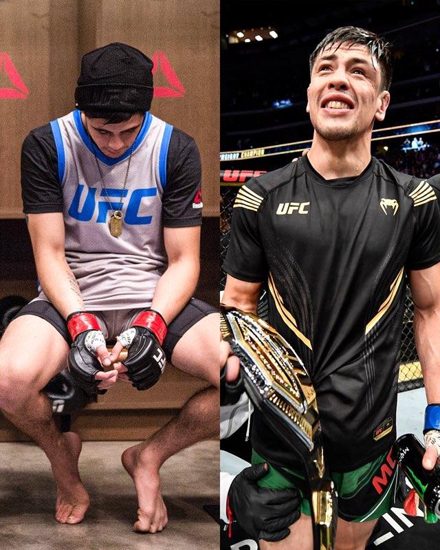 The American Dream, UFC 263, Brandon Moreno