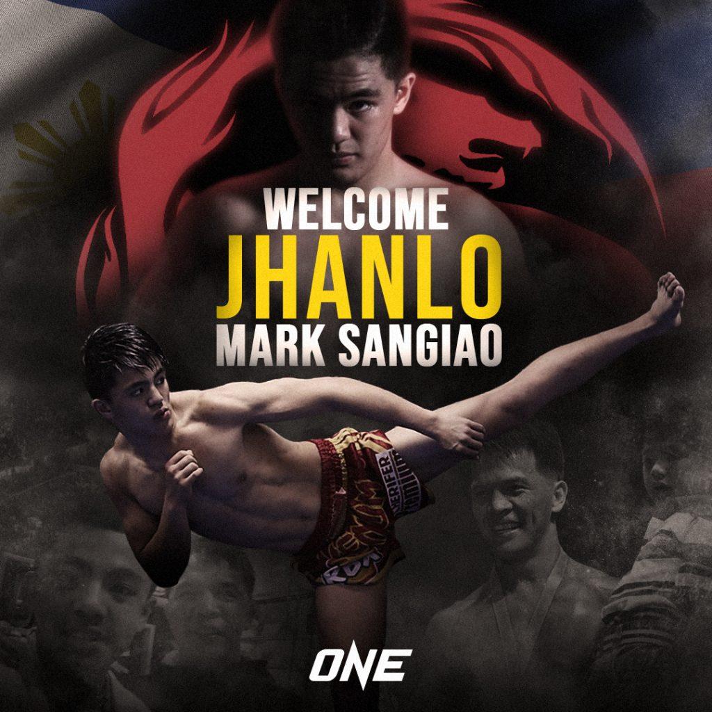 Jhanlo Mark Sangiao