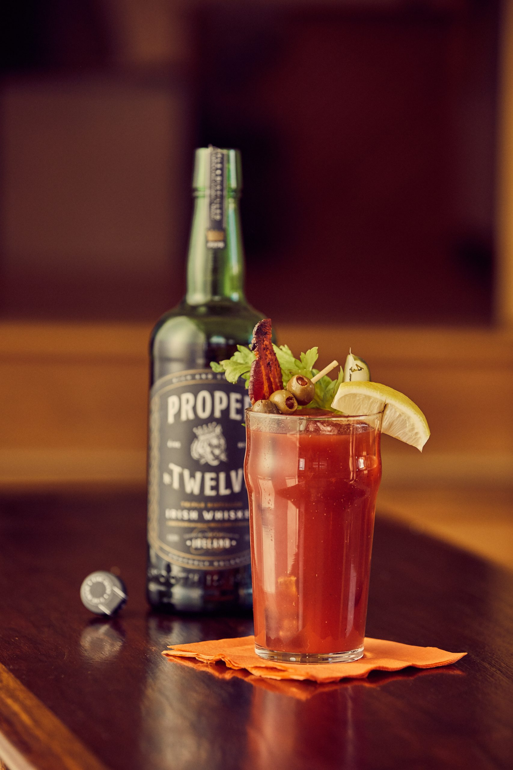 Proper Bloody Mary, Father's Day