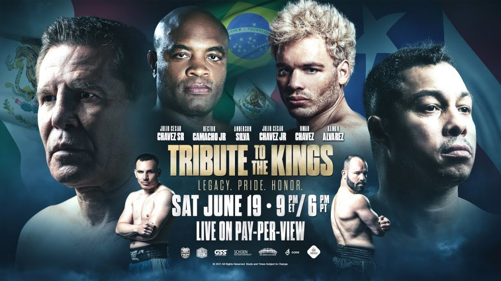 Julio Cesar Chavez Jr. vs. Anderson Silva Full Boxing Results - WATCH HERE