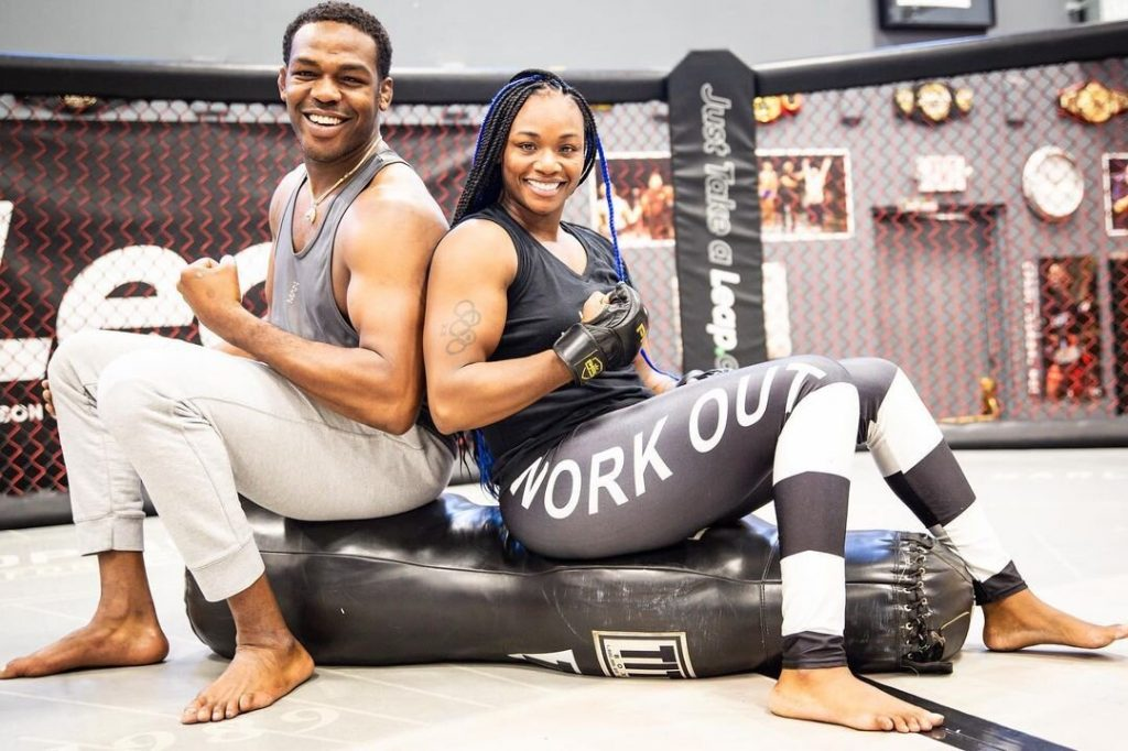 Claressa Shields on picking the brains of Holly Holm and Jon Jones