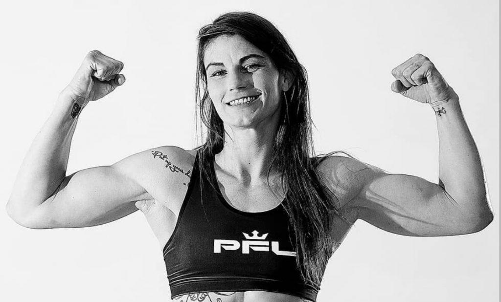 Brittney Elkin MMA, Brittney Elkin