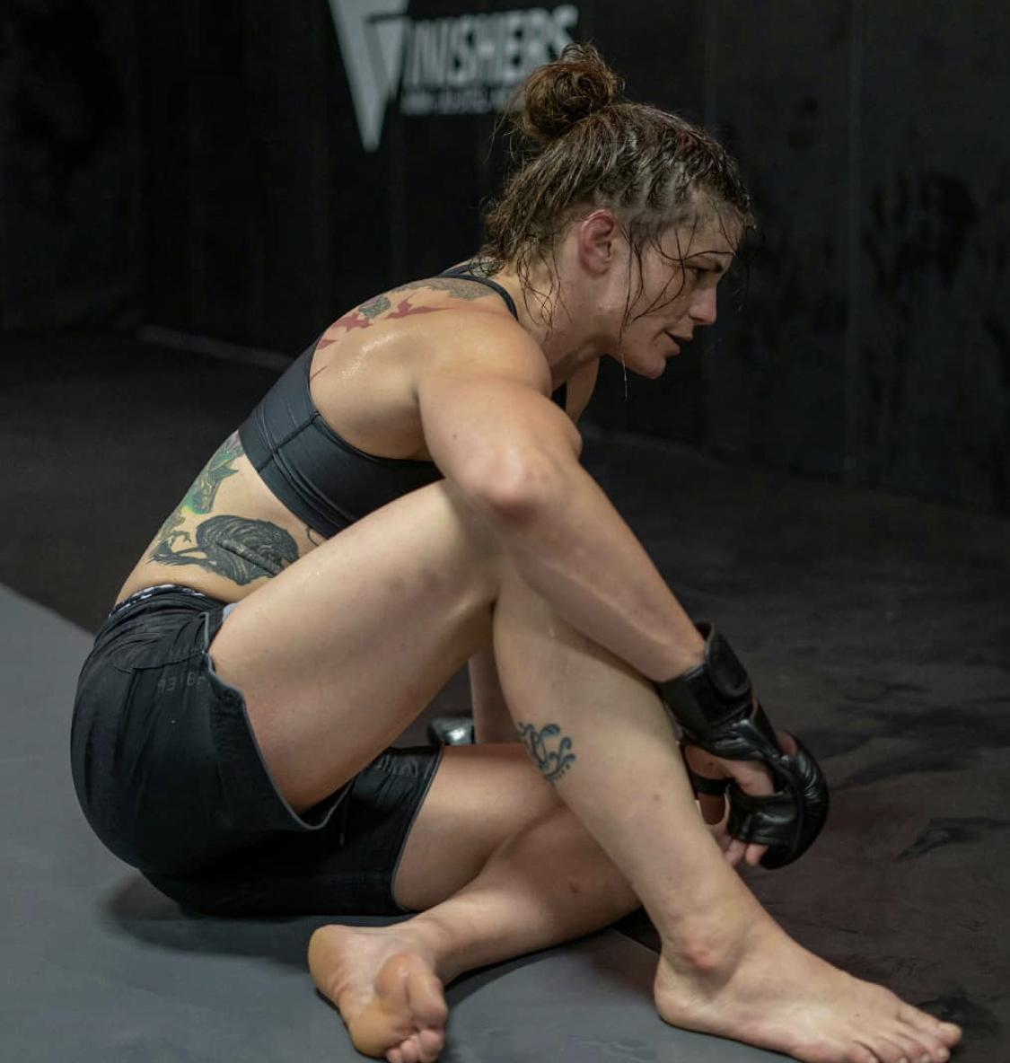 Brittney Elkin MMA