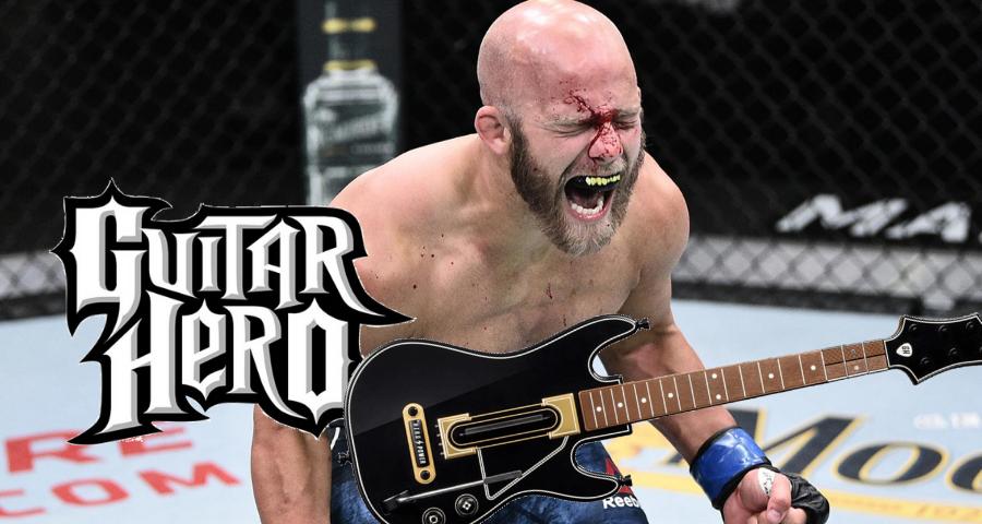 "How Justin Jaynes became ""The Guitar Hero"""