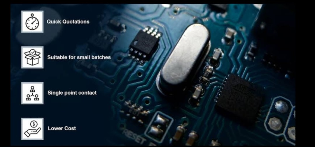 PCB Prototype Services For Our Electronic NPI