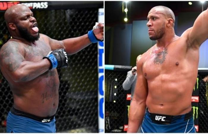 errick Lewis vs Ciryl Gane Booked For UFC 265
