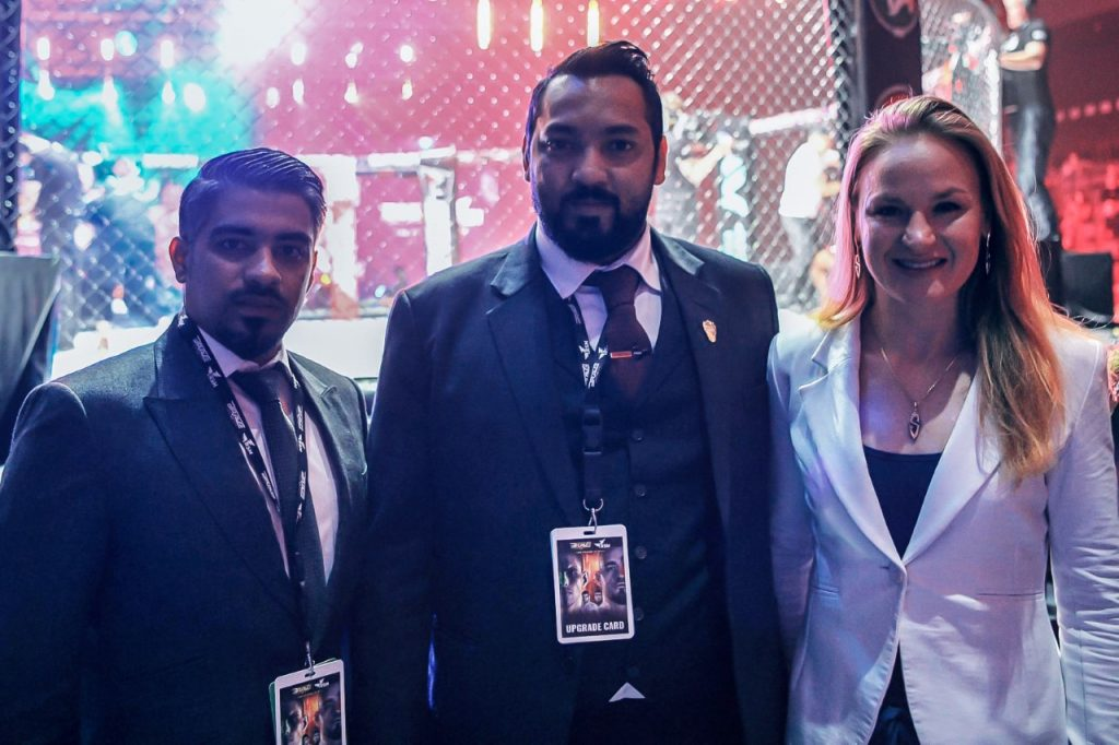 """Valentina Shevchenko Sees BRAVE CF Globalization As """"Very Important For The Future of MMA"""""""