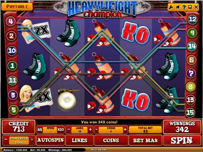 The best boxing slots and their advantages