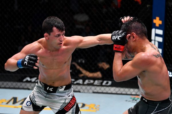 Billy Quarantillo, UFC Vegas 31