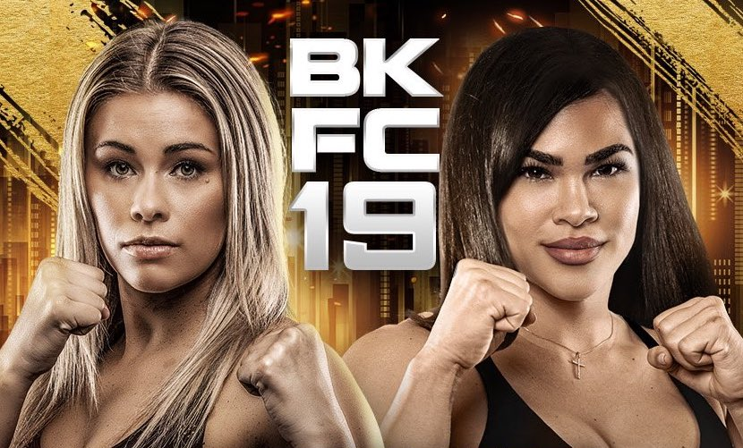 BKFC 19 results: Paige VanZant vs. Rachael Ostovich
