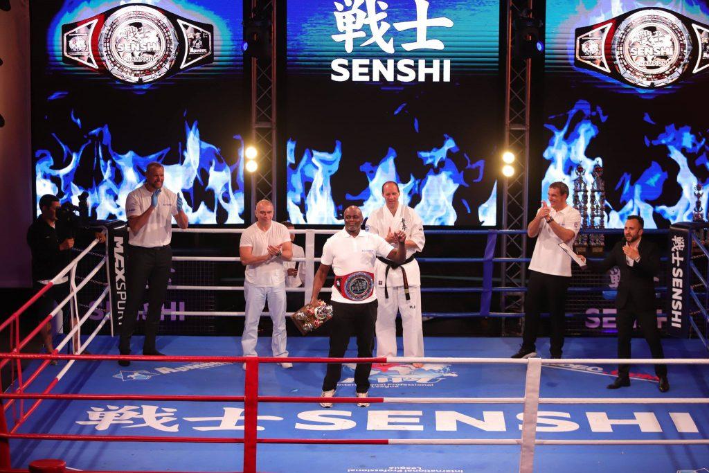 K-1 legend Ernesto Hoost celebrates birthday in SENSHI's ring - Full SENSHI 9 results here