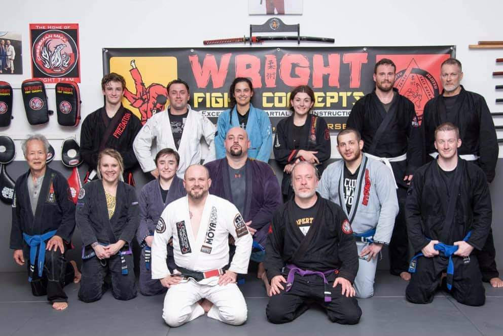 Vince Ciulla, Wright Fight Concepts