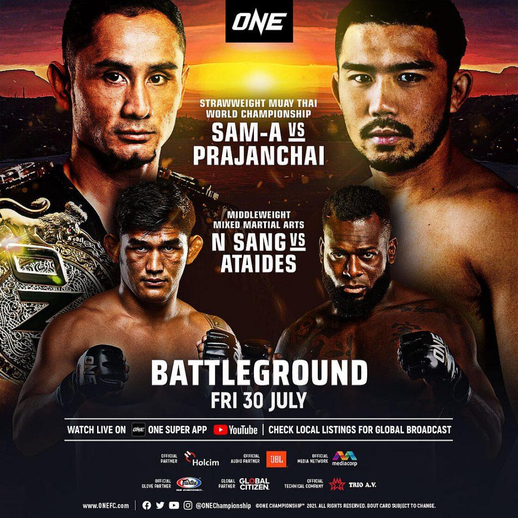 ONE: Battleground results