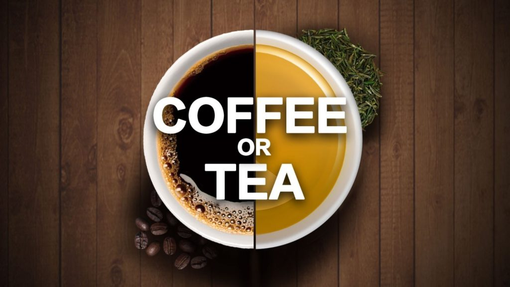 coffee or tea, Why Drinking Coffee is Good as Compare to Tea