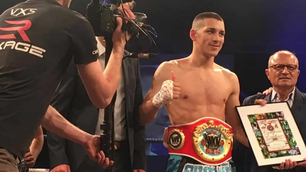 Requejo retains WKN World title against Berthely at VBS 3