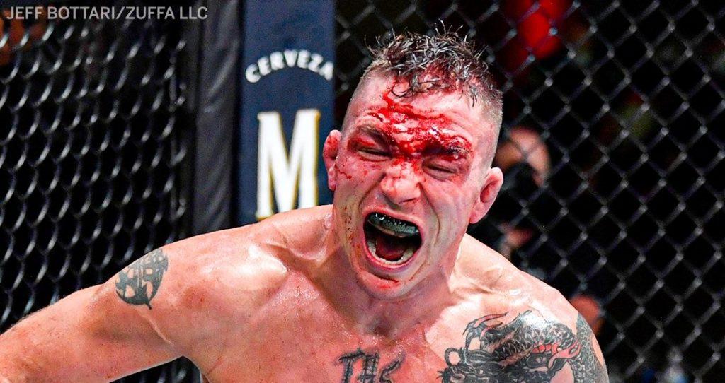 Darren Elkins breaks Minner On Way To TKO at UFC on ESPN 27