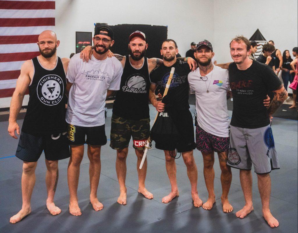 Jeff Mock, Finishers Jiu Jitsu