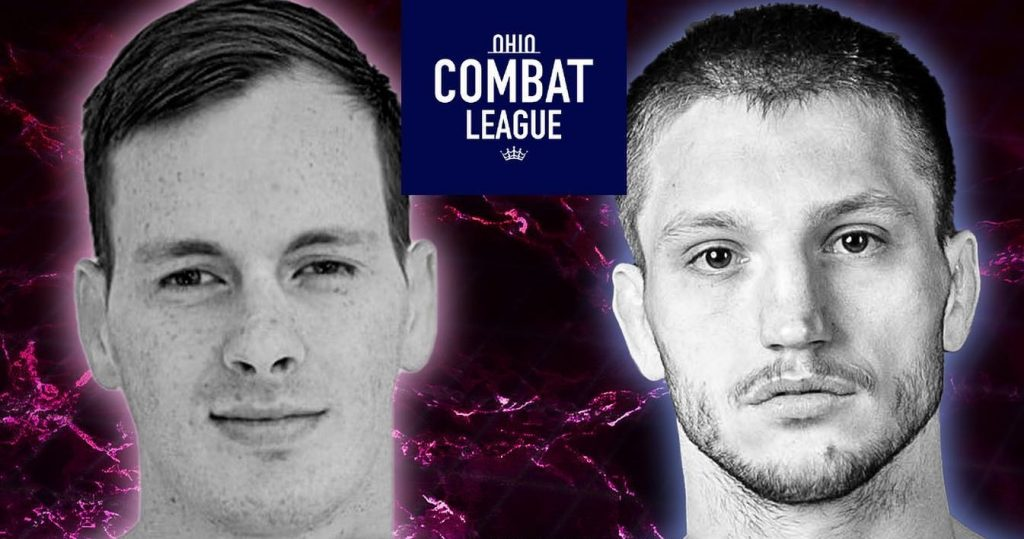 Jake Miller and Jesse Smith look to rebound at Ohio Combat League 14