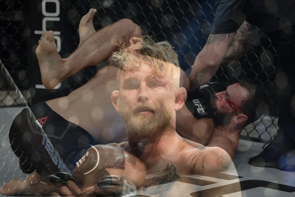 Paul Craig vs Alexander Gustafsson Added To UFC FN 193 Lineup