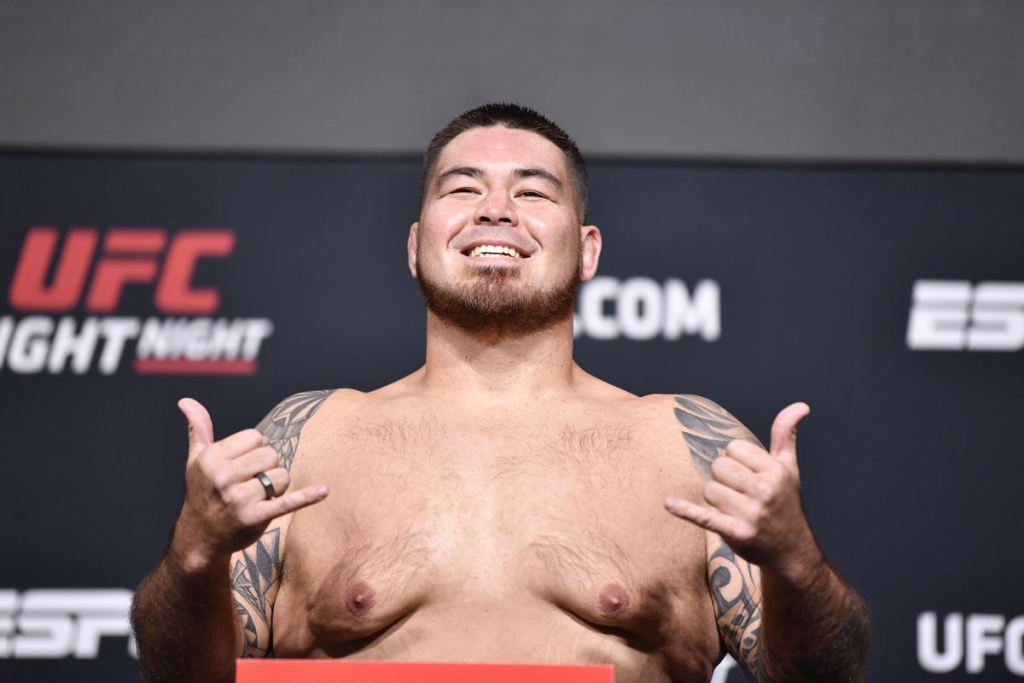 Roque Martinez among fighters dropped from UFC roster