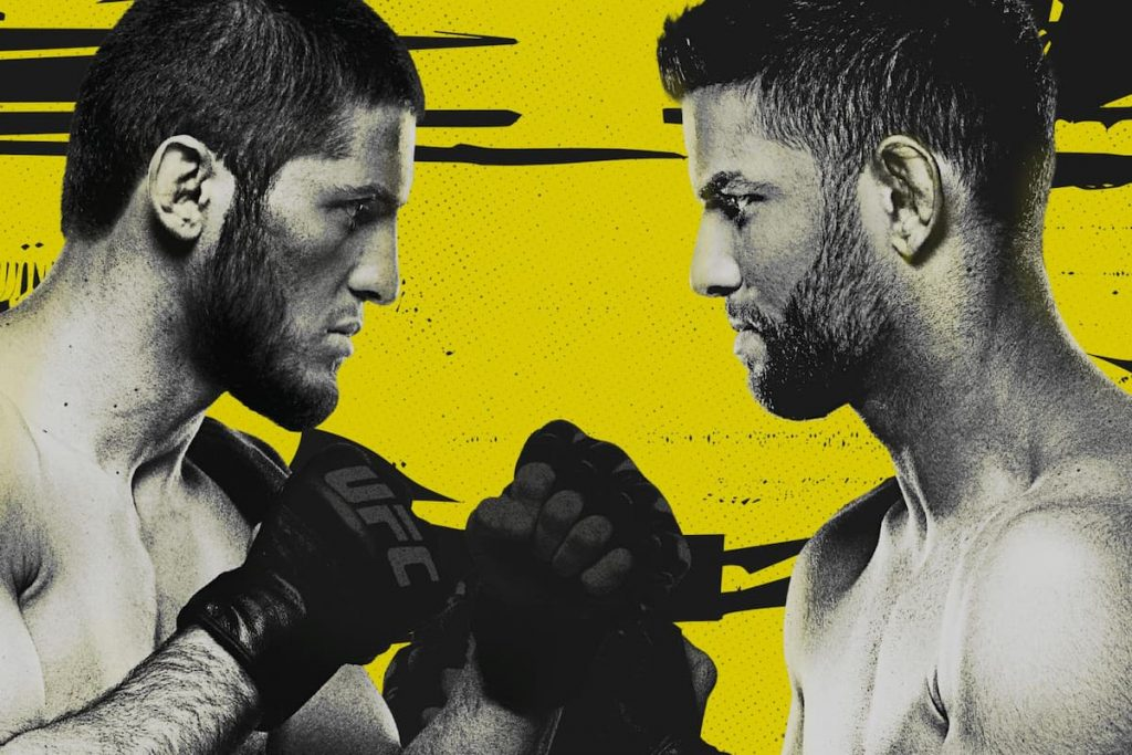 UFC Vegas 31 Results: Makhachev vs. Moises