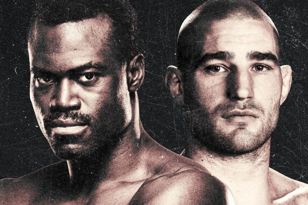 UFC Vegas 33: Live Results - Hall vs. Strickland
