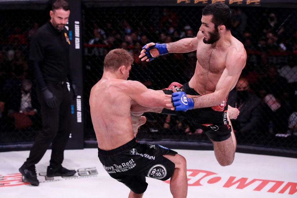 """Islam Mamedov says Brent Primus is """"not on my level"""""""