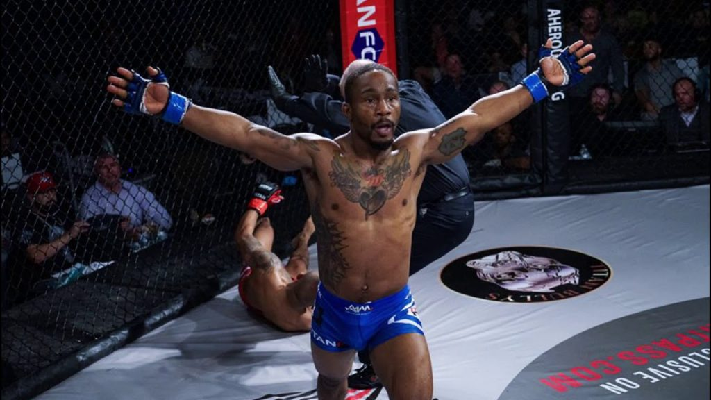 Cleveland McLean Looks to Extend his Win Streak at Combat Night Tallahassee