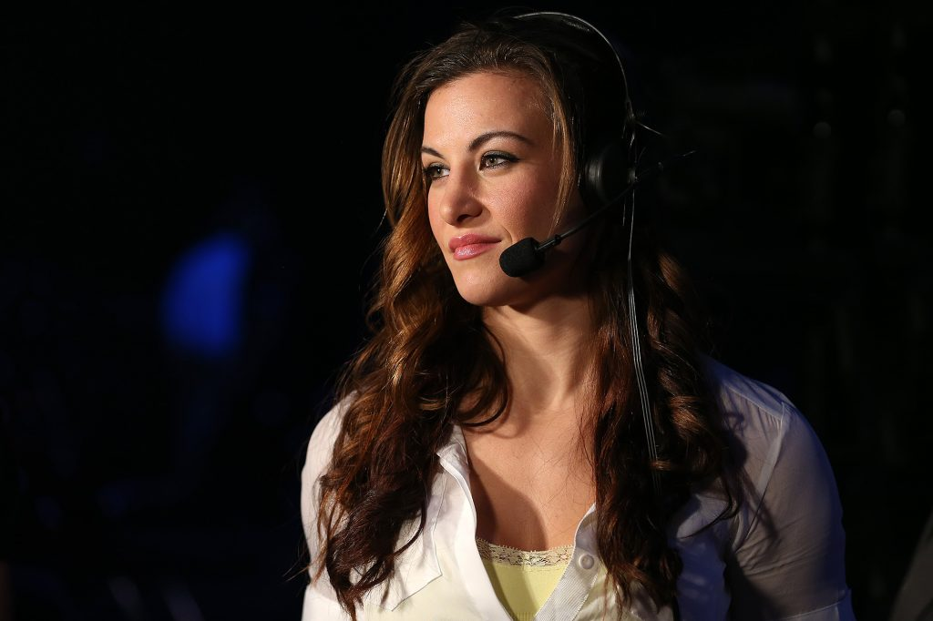 Invicta FC 44 adds Miesha Tate and Yves Edwards on commentary, fans return