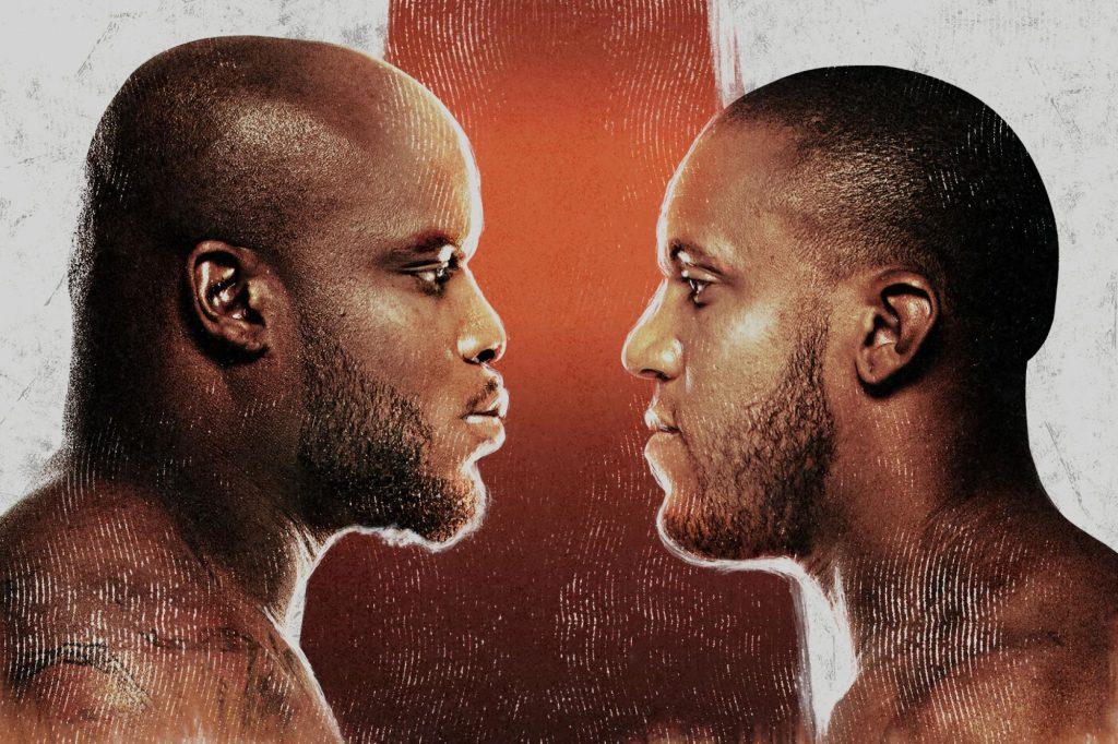 UFC 265 results - Lewis vs. Gane or UFC interim heavyweight title