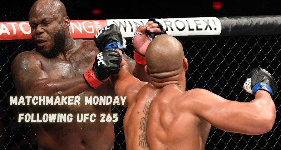 Matchmaker Monday following UFC 265