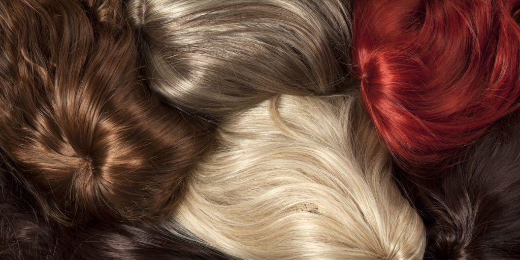 Wigs as an important part of dressing
