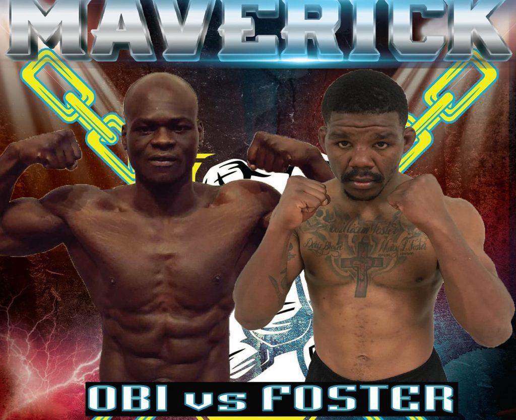 Maverick 17 results - Obi vs. Foster