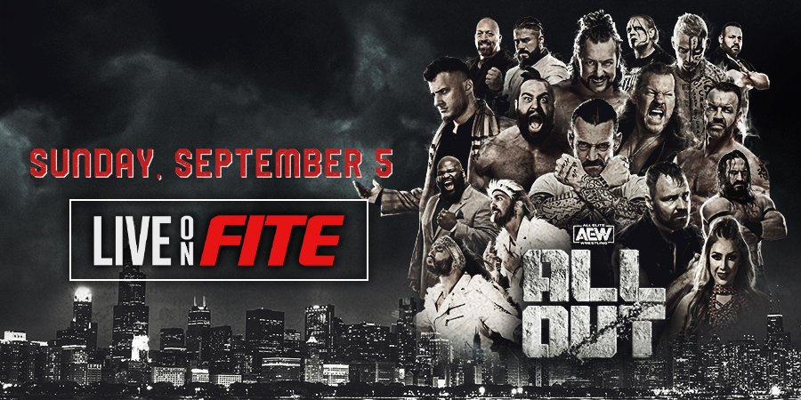 AEW All Out 2021 PPV Live Stream - WATCH HERE