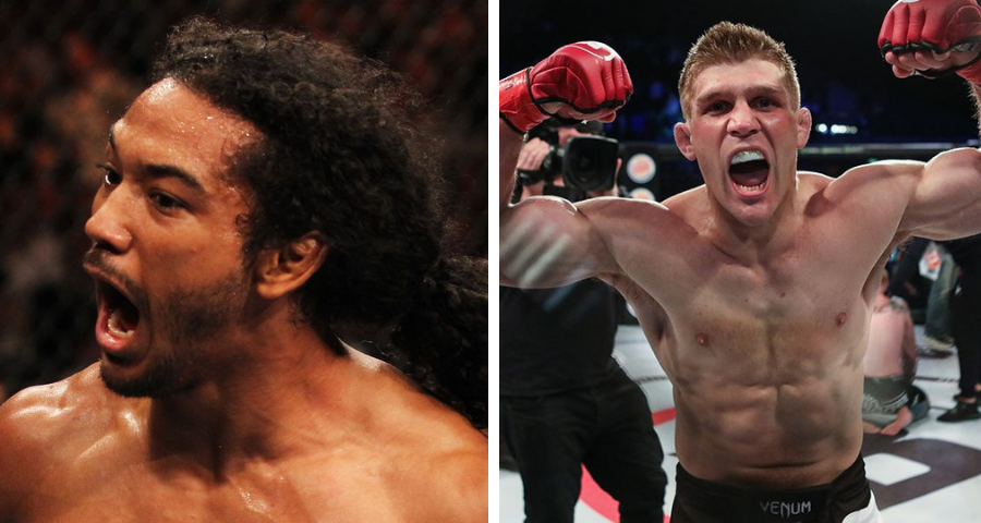 Former World Champions Benson Henderson & Brent Primus to Fight During Main Card of BELLATOR 268 on Oct. 16